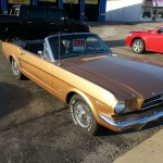 Ford Mustang Cabriolet 1964