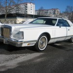 lincoln mark v collector series 1979